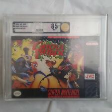 Ghoul Patrol: (Super Nintendo, SNES) NEW SEALED VGA 85+, GOLD!