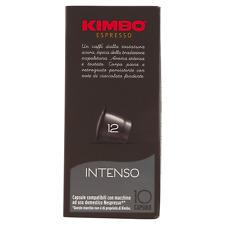 240 Capsule Kimbo Cialde compatibili Nespresso a scelta (napoli Intenso Armonia)