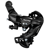 Cambio SHIMANO Tourney 6/7Speed Black RD-TY300D /REAR DERAILLEUR SHIMANO TOURNEY