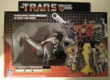 Sludge MISB Transformers Generation One Dinobots Reissue USA Seller
