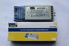 Branded Newlec NTLS105D Electronic Dimmable Downlight Transformer 20-105VA SELV