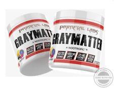 Primeval Labs Graymatter Smashberry NOOTROPIC 20/40 Serves 200MG Caffeine