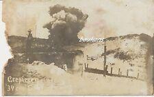 Foto Flandern-Mannekensvere zerstört 1.WK (f967)
