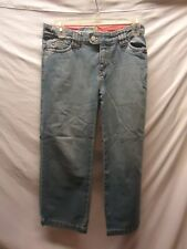 OLD NAVY Womens Size 1 Short Denim Blue Jeans Low Waist / Cropped