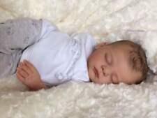 Joanna la guardería ~ ~ adorable muñeca bebé NIÑO REBORN ~ ~ Linus por Gudrun Legler