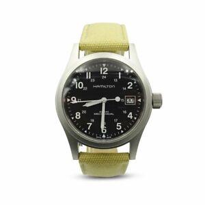 Hamilton Mens H69439933 Watch Handwinding Brand New Condition