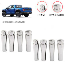 Cab Rear Door Latch Cable Repair F150 F250 F350 Ford F Series Ext Kit 8PCS/Set