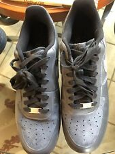 size 40 5b67c 9f496 Mens Nike Airforce 1  82 Size 13 Grey Leather And Suede