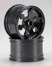 HPI Racing HPI3181 HPI Nitro Savage XL Spike Monster Wheels Black 83x56mm (2)
