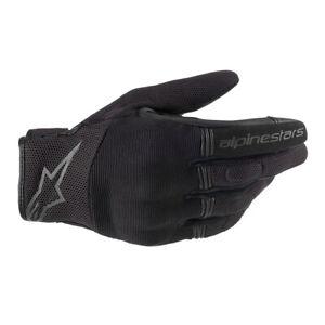 Alpinestars Copper / Spartan Black Lightweight Motorcycle/Motorbike Summer Glove