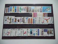 (12)  SELLOS DE ESPAÑA 1995 MINT ++ IN GREAT CONDITION FALTAN 3350/1