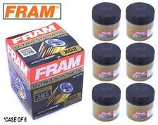 6-PACK - FRAM Ultra Synthetic Oil Filter - Top of the Line - FRAM's Best XG2