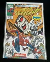 Web of Spider-Man #93 Hobgoblin Reborn High Grade Comic Book RM6-291