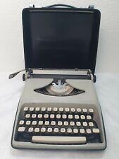 Vintage Remington Envoy Typewriter Portable With Case