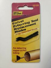 Ivy Classic Swivel Deburring Tool Replacement Blades 19159