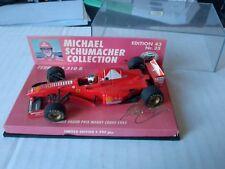 Ferrari édition limitée- magny cours 97 - schumacher - 1/43