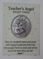 bb Teacher learn love support best EVERYBODY'S ANGEL POCKET TOKEN charm
