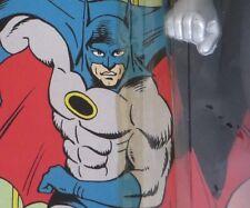 vintage Super Powers Batman and Robin mego type dolls figures bootleg KO MOC