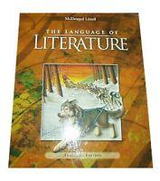Language of Literature, Teachers Edition