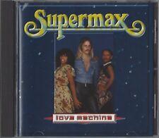 SUPERMAX / LOVE MACHINE - CD