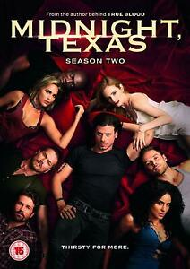 Midnight Texas Season Series 2 DVD R4 New & sealed
