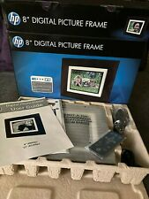 "HP DF840P1 8"" Digital Picture Frame"