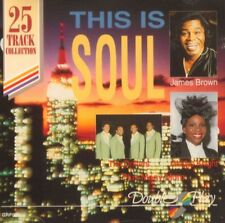 Various Funk Soul(CD Album)This Is Soul-Tring International-GRF007-Euro-VG