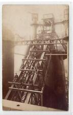More details for picture postcard of cylfenyth steel works, merthyr (c35475)