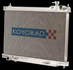 Koyo V Series Aluminum Radiator 03-07 FOR INFINITI G35 Coupe 3.5L V6 (MT)