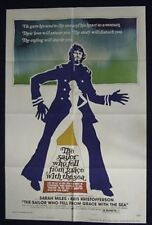 THE SAILOR WHO FELL FROM GRACE WITH THE SEA 27X41 MOVIE POSTER KRIS KRISTOFFERSO