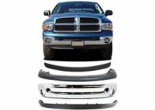 Replacement Front Bumper Combo For 2002-2005 Dodge Ram 1500 2500 3500 New USA
