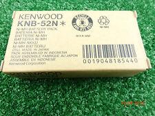 Kenwood KNB-52N Ni-MH OEM Radio Battery TK-290 TK-380 TK-480 TK-481/5400 #1112G
