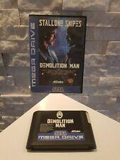RARE Sega Demolitian Man Mega Drive  PAL
