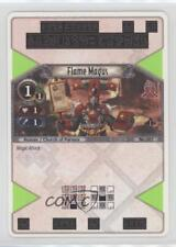 2007 The Eye of Judgement Battle Card Game Base #001 Flame Magus Gaming 2ic