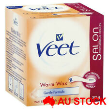Veet Warm Wax Sugar Wax Jar Gentle Formula For Super Smooth And Lasting Results