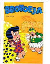 "Brotoeja No 64 1972 -Brazilian Little Dot- ""Little Lotta Big Sneeze Cover !  """