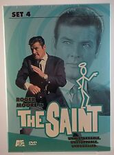 The Saint - Set 4 (DVD, 2002, 2-Disc Set) - FACTORY SEALED
