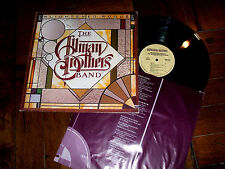 The Allman Brothers Band - Enlightened Rogues 1979 1st Press LP EX+/VG+ Gregg