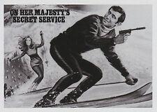 James Bond 007 Classics 2016 - On Her Majesty's Secret Service Single Card