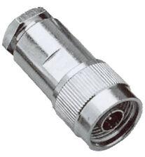 N-Stecker Lötversion für RG-58 Koaxialkabel - NC 1451