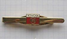 TOYOTA  ..............ältere Kravattenklammer/kein Pin (K3)