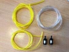 Strimmer Blower Fuel Line Pipe & Filter Kit Fits Most Strimmers Chainsaws Etc
