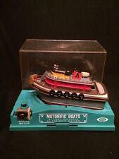 1967 Ideal NY6604 Motorific Boats Battery Operated Automatic Bailer Boat