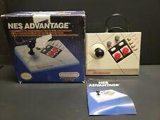 Nintendo Advantage (NES026) Video Games Controller Joystick Complete Boxed