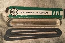 Klinger A Iv Reflex Glass Gauge Reflexglas Rk Made In Austria 🇦🇹