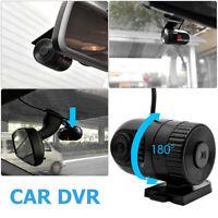 Mini Dash Cam HD Dashboard Camera Recorder Car DVR 360° Rotate Night Vision UK