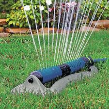 Oscillating Sprinkler Regular Streams or a Gentle Mist Lawn Garden Adjustable