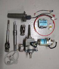 micro motor electric power steering system self build easysteer kit controllers