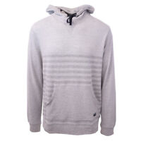 O'Neill Men's Striped Heather Grey L/S Hoodie