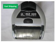 "Zebra MZ320 MZ 320  Mobile Thermal BLUETOOTH Wireless  3"" Printer USB Portable"